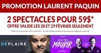 Promotion Laurent Paquin