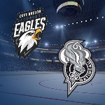 Les Screaming Eagles du Cape Breton vs Les Olympiques de Gatineau