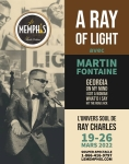 A Ray of Light avec Martin Fontaine