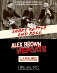 SHAKE RATTLE AND ROLL avec Alex Brown & The Hepcats