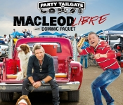 Le Tailgate de Peter MacLeod (Invité Dominic Paquet)