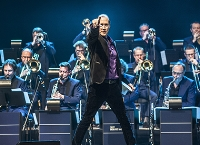 David Linx et le Brussels Jazz Orchestra
