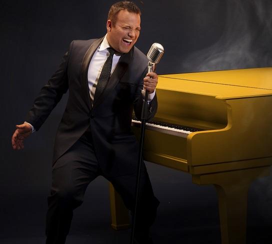 Christian Marc Gendron (Piano Man Experience 2, report du 8 octobre 2020)