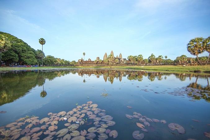 Grands Explorateurs (Voyage au coeur du Cambodge)