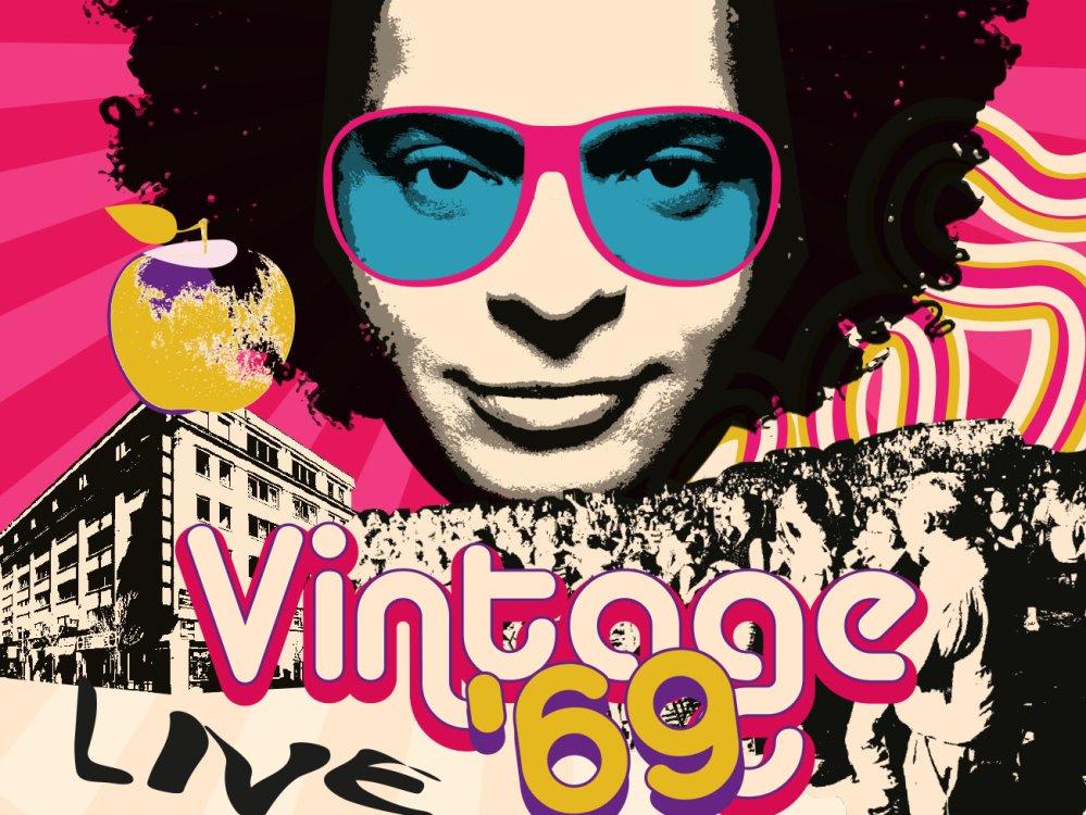 Spectacle Gregory Charles: Vintage 69 présenté au Carré 150  de Victoriaville