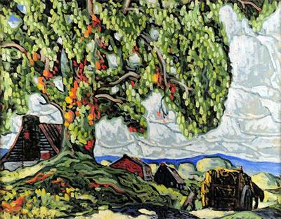 Marc-Aurèle Fortin, le peintre des grands arbres