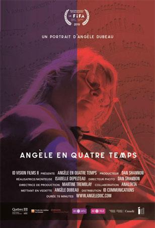 Film - Angèle en quatre temps