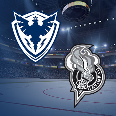 Le Phoenix de Sherbrooke vs Les Olympiques de Gatineau