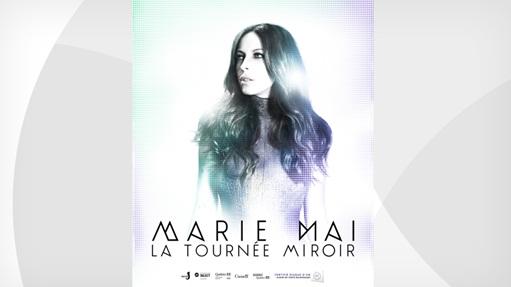 R seau ovation marie mai la tourn e miroir for Marie mai album miroir