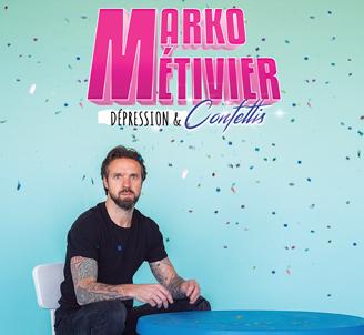 Marko Métivier (Oui, c'est vrai!)
