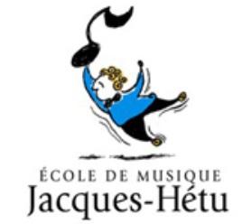 École de musique Jacques-Hétu (Guérissons le Père-Noël)