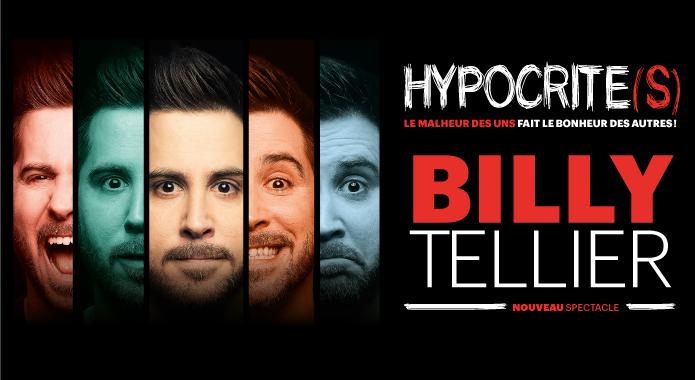 Billy Tellier (Hypocrite(s))