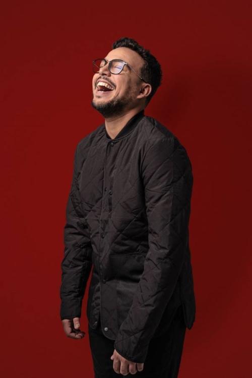 Mehdi Bousaidan (en rodage)