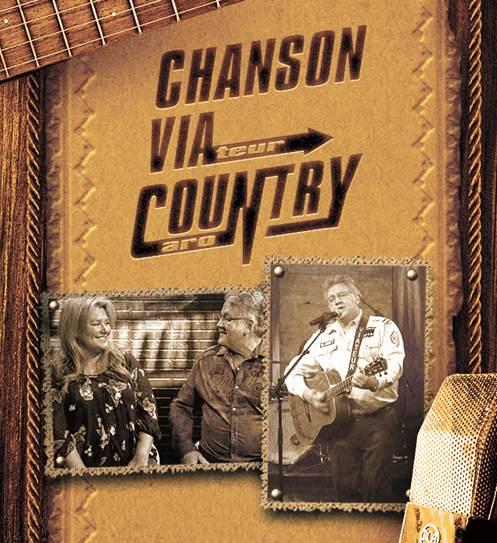 Chanson via country