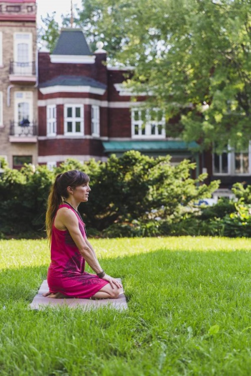 Yoga - Ramener l'équilibre
