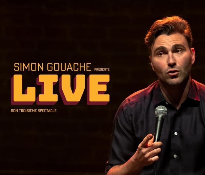 Simon Gouache (Une belle soirée)