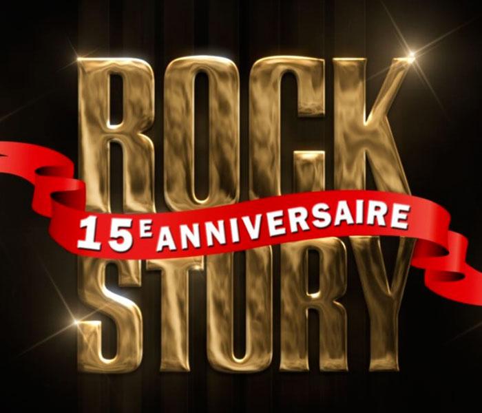 Rock Story (15e anniversaire)
