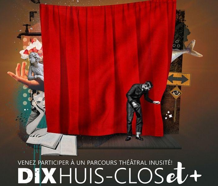 Dix huis clos et + (Théâtre en l'air)