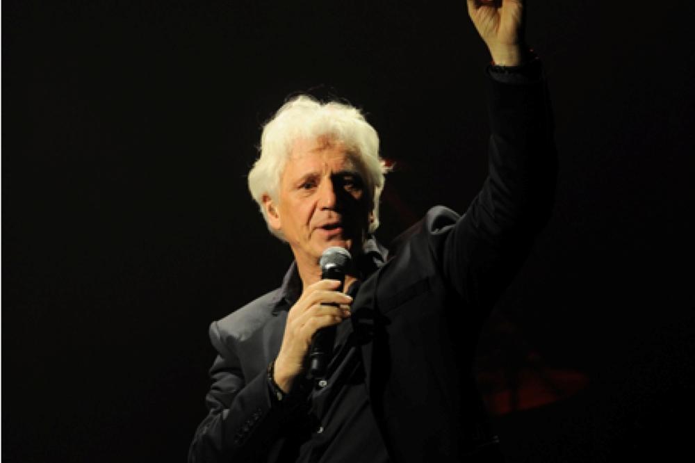 Gérard Lenorman / En concert