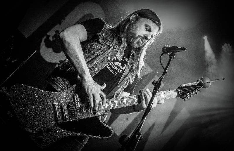Steve Hill and The Devil Horns
