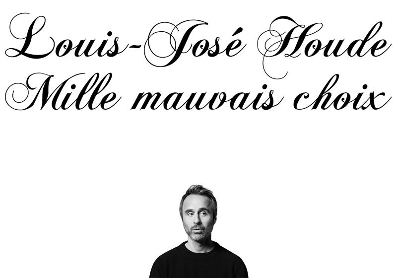 Louis-José Houde (Préfère novembre)