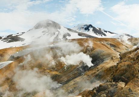 ISLANDE, au grés des vents (Présenté par Pierre Régior)