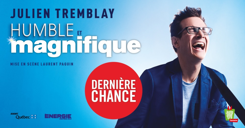 Julien Tremblay (Humble et Magnifique)