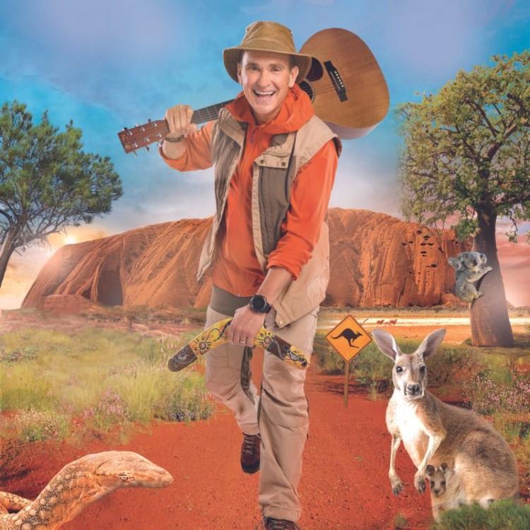 Arthur l'Aventurier (Au bout du monde en Australie)