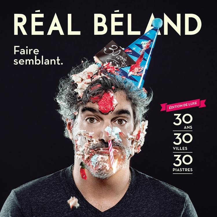 Réal Béland (Faire semblant)
