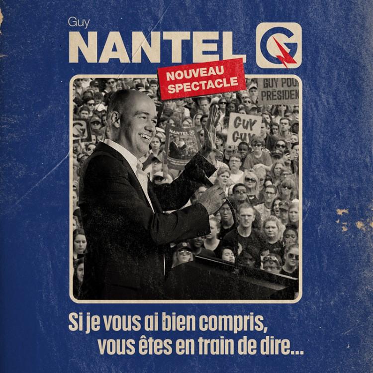 Guy Nantel