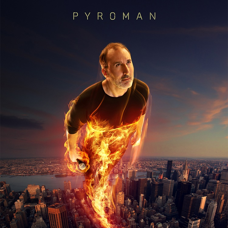 Martin Petit (Pyroman)