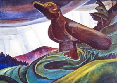 Emily Carr, la femme peintre la plus célèbre du Canada