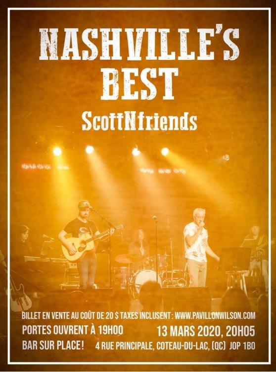 Scott Lacroix ¨Chante Nashville¨ (Scott Lacroix)