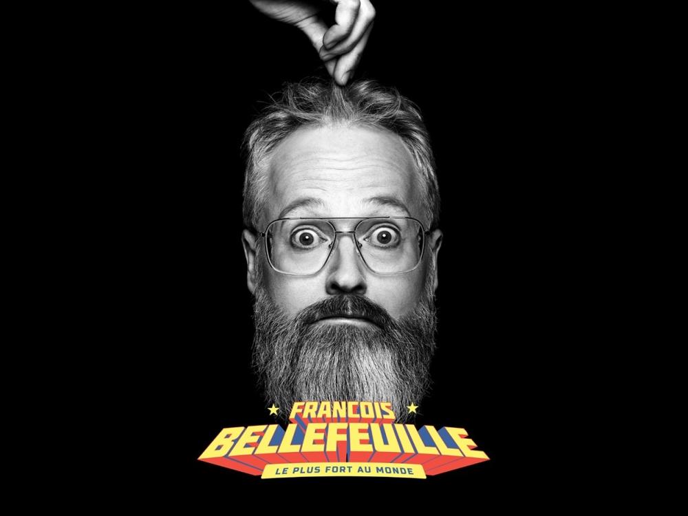 François Bellefeuille (Le plus fort au monde)