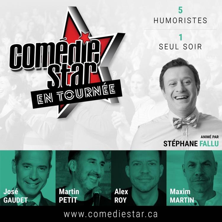 Gala Comédie Star (ANNULÉ)