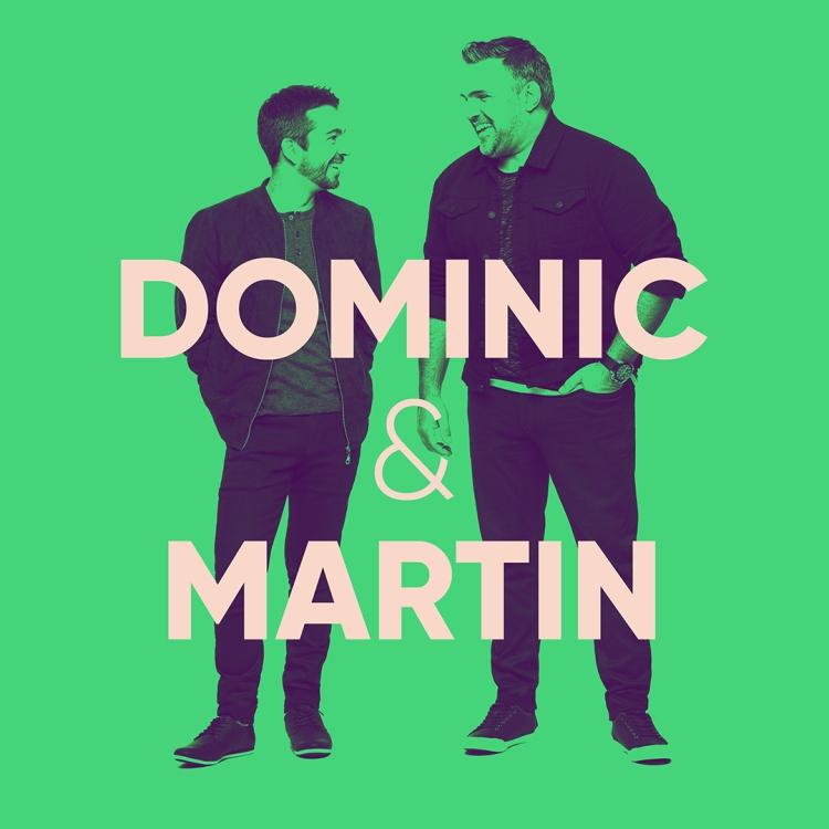 Spectacle Dominic et Martin: Juste Dominic et Martin présenté au Carré 150  de Victoriaville