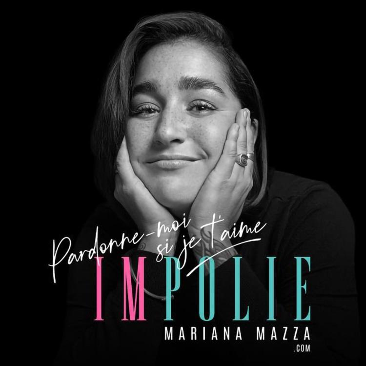Spectacle Mariana Mazza: Femme ta gueule - DERNIÈRE CHANCE DE LA VOIR! présenté au Carré 150  de Victoriaville