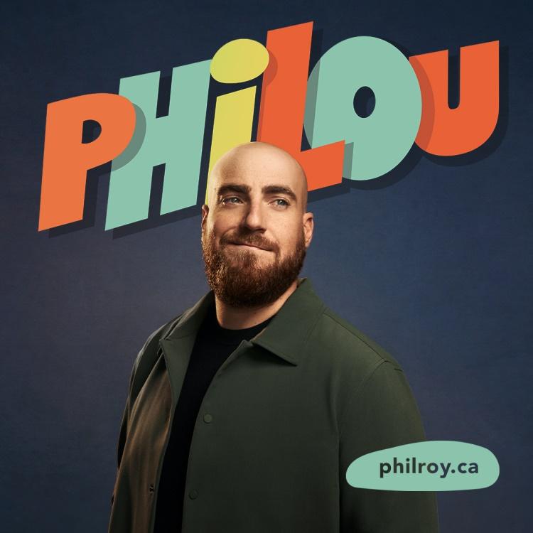 Spectacle Phil Roy: Nouveau spectacle- En rodage présenté au Carré 150  de Victoriaville
