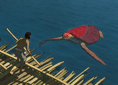 Spectacle La tortue rouge: Réalisateur : Michael Dudok de Wit présenté au Carré 150  de Victoriaville