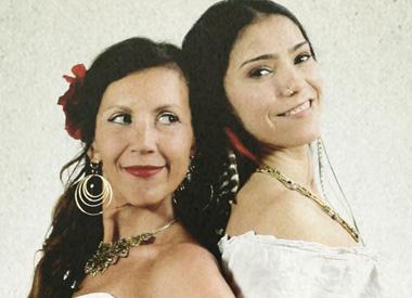 Bandidas (avec Bïa et Mamselle Ruiz )