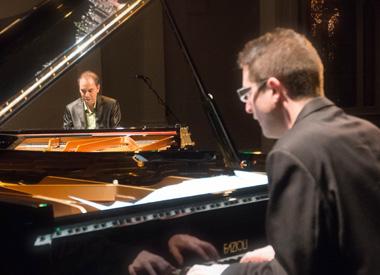 Matt Herskowitz et John Roney