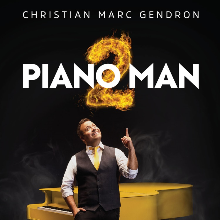 Christian Marc Gendron (Piano man expérience)
