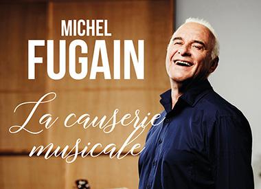 Spectacle Michel Fugain: La causerie musicale présenté au Carré 150  de Victoriaville