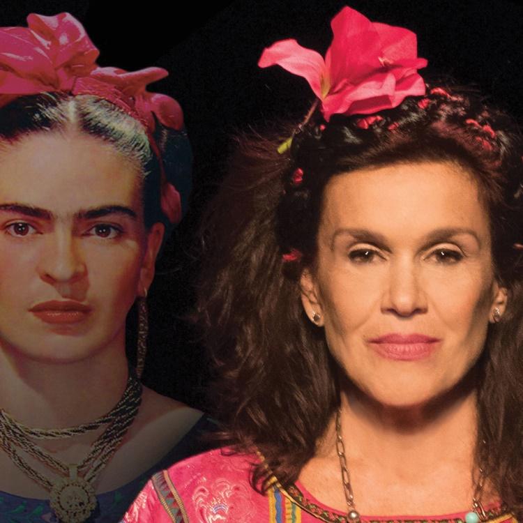 Spectacle Frida Kahlo: Correspondance présenté au Carré 150  de Victoriaville