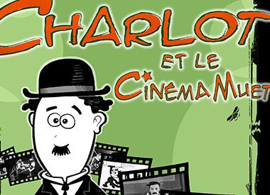 Spectacle Charlot et le Cinéma muet: Les productions Josée Allard présenté au Carré 150  de Victoriaville