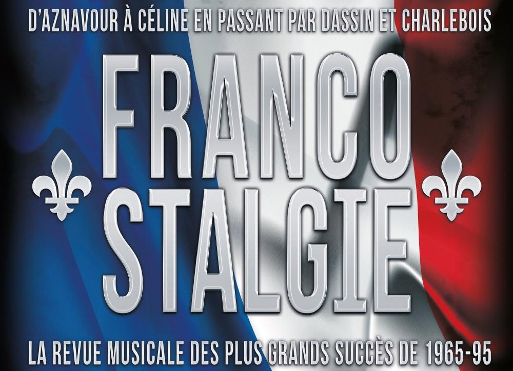 Francostalgie (La grande revue musicale)