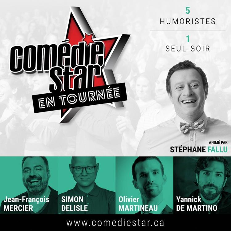 Comédie Star (En tournée)