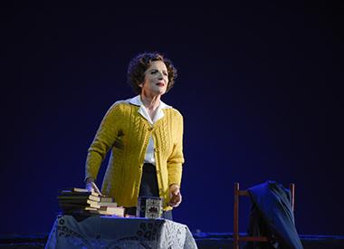 Spectacle La détresse et l'enchantement: de Gabrielle Roy présenté au Carré 150  de Victoriaville