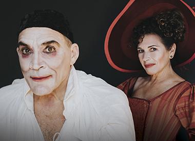 Spectacle Le malade imaginaire, la 4e représentation: Les Productions La Comédie Humaine présenté au Carré 150  de Victoriaville