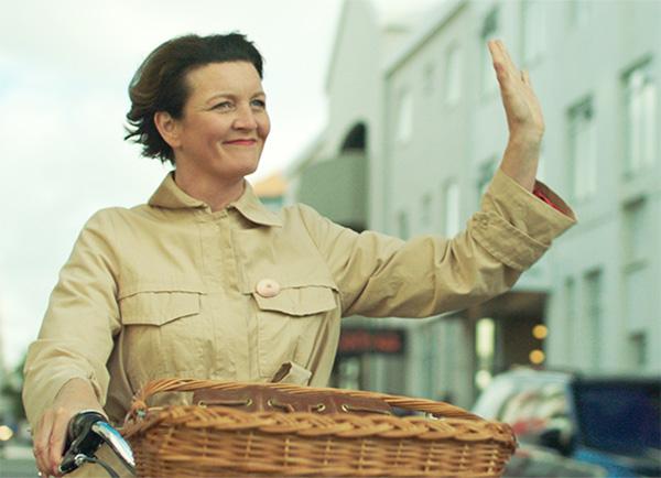 Spectacle Une femme en guerre: Réalisé par Benedikt Erlingsson présenté au Carré 150  de Victoriaville